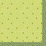 188558 Rice green 33×33 cm